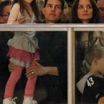 Tom Cruise & Katie Holmes Celebrate Their Fifth Wedding Anniversary With Suri