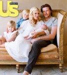 Tori Spelling and Dean McDermott With their Children