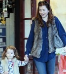 How I Met Your Mother Star Alyson Hannigan Pregnant With Baby #2!