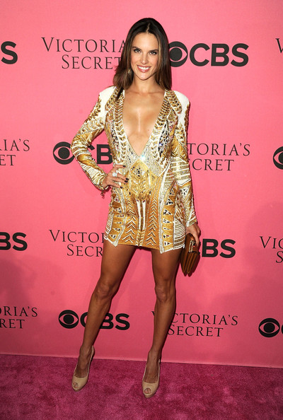 Alessandra Ambrosio Is Pregnant With Her Second Child