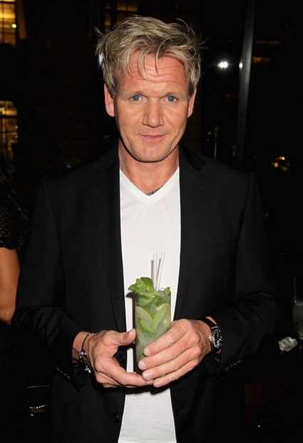 Gordon Ramsay's Special Christmas Present For The Beckhams