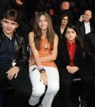 Michael Jackson's Children Attended The X Factor Top Performance (Photo)