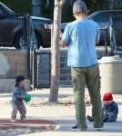 Owen Wilson Plays The Doting Dad