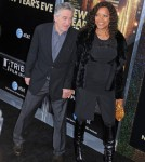 Robert De Niro and wife Grace Hightower