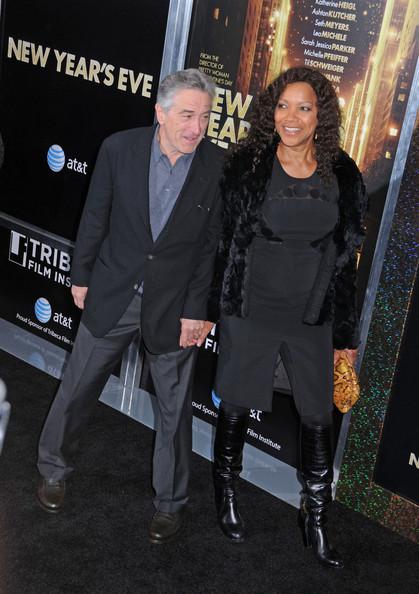 Robert De Niro and Wife Welcome Daughter
