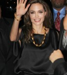 "Angelina Jolie and Brad Pitt attend the premiere of ""In the Land of Blood and Honey"" in NYC 12-06-2011"
