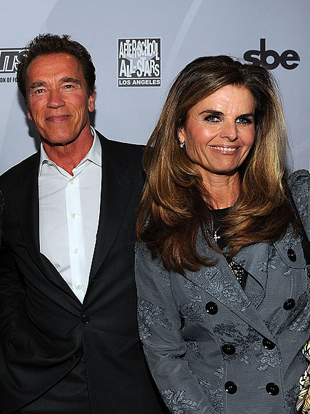 Maria Shriver and Arnold Schwarzenegger Come Together To Spend Christmas With Family