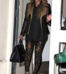 Beyonce Knowles shopping at Curye in New York City, December 21, 2011
