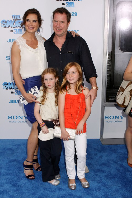 Brooke Shields Wants More Children
