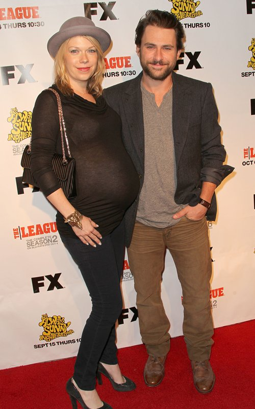Charlie Day & Mary Elizabeth Ellis Welcome Son