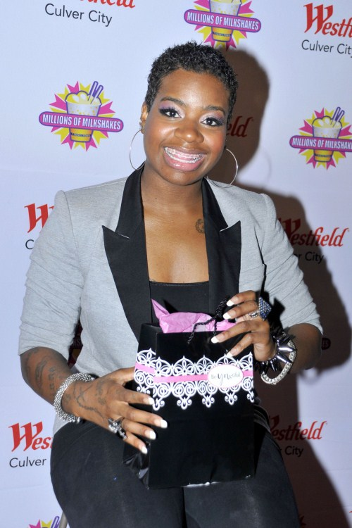 Fantasia Barrino Gives Birth To A Boy