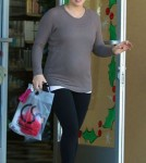Hilary Duff shopping in Studio City, California (December 22)