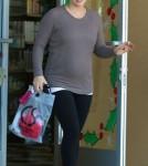 Hilary Duff shopping in Studio City, California (December 22)