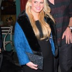"Jessica Simpson Is ""Excited"" To Meet Her Baby"