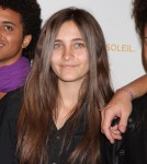 Paris Jackson attends the Michael Jackson Immortal World Tour premiere By Cirque du Soleil at the Mandalay Bay Hotel and Casino in Las Vegas, Nevada on December 3, 2011.