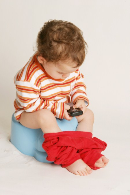 Potty Training Tips!