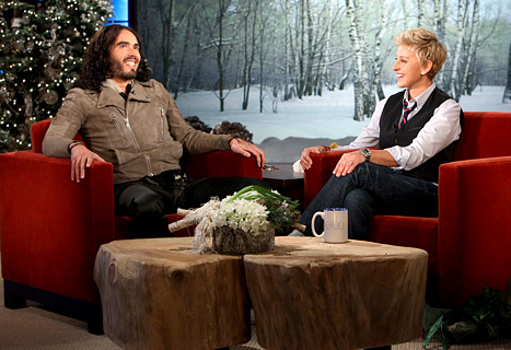 Russell Brand Wants Children With Katy Perry