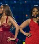 Beyonce & Jennifer Hudson Duet