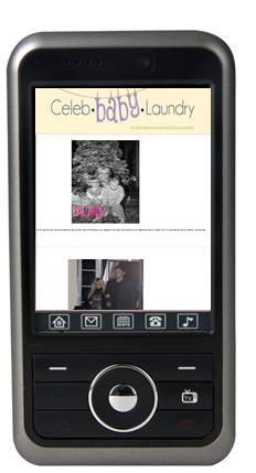 Get Celeb Baby Laundry on your Mobile Device