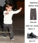Celeb Baby Style: Mason Disick, Son of Kourtney Kardashian, Scott Disick
