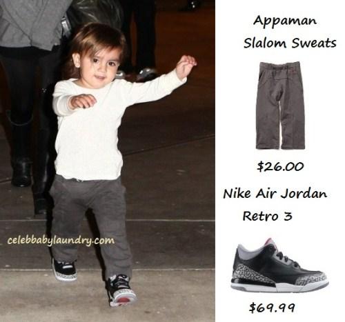 Celeb Baby Style: Mason Disick, Son of Kourtney Kardashian, Scott Disick