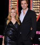 David Walton and Majandra Delfino