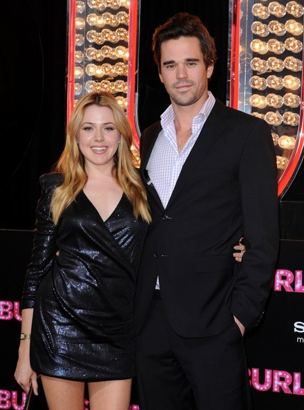 Majandra Delfino & David Walton Expecting