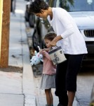 Halle Berry In Cast & Nahla Aubry