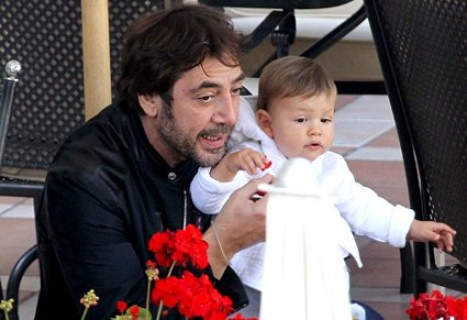 Penelope Cruz, Javier Bardem's Little Boy Turns One