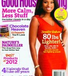 Jennifer Hudson Good Housekeeping Feb 2012