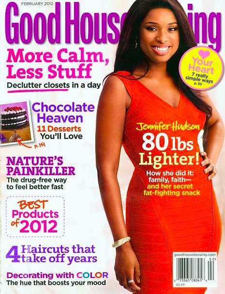 """Jennifer Hudson: My Son Has """"Never Known Me As Overweight"""""""