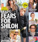 Brad Pitt Worries As Angelina Jolie Cuts Shiloh's Hair Shorter (Photo)