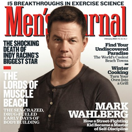 Mark Wahlberg Opens Up About Fatherhood