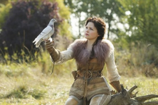 Once Upon A Time Season 1 Episode 10 '7:15 AM' Live Recap 1/22/12
