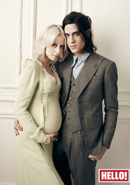 A Unique Baby Name For Peaches Geldof