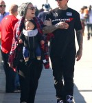 Pink And Carey Hart Celebrate Anniversary With Willow