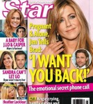 Pregnant Jennifer Aniston Wants Brad Pitt Back