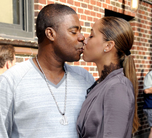 Tracy Morgan Talks Marriage & Kids