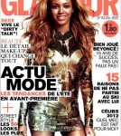 Beyonce Covers Glamour Paris Feb 2012