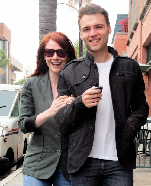 bryce dallas howard & seth gabel