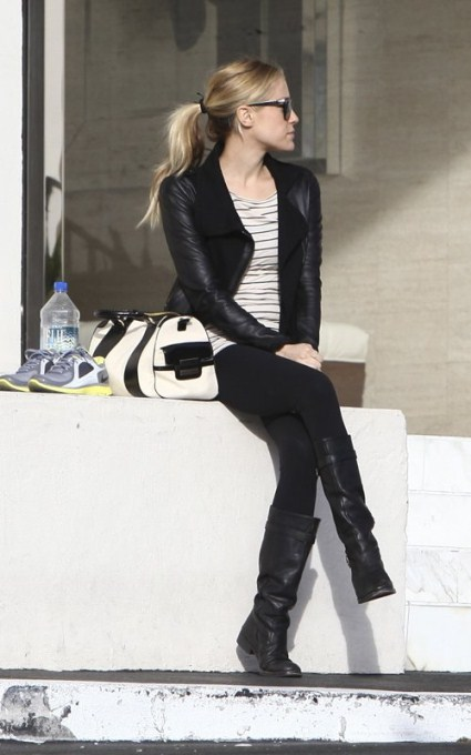 A Sneak Peek At Kristin Cavallari's Baby Bump