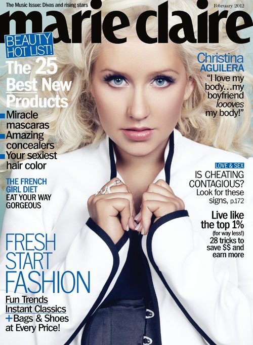 "Christina Aguilera: ""My Son Is Healthy & Happy, So That's All That Matters To Me."""
