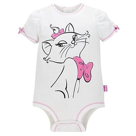 Disney Cuddly Bodysuit for Baby Girls -- Marie