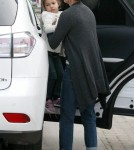 Halle Berry's Date With 3 Year Old Daughter