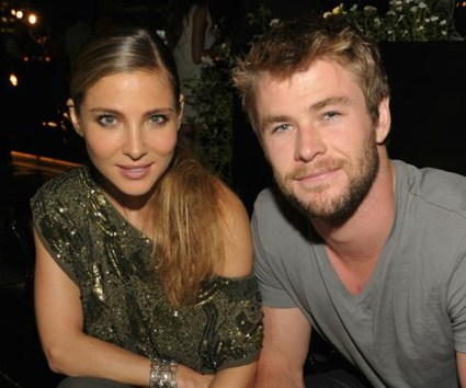 Chris Hemsworth, Elsa Pataky Expecting Baby