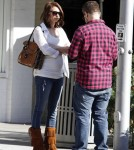 Jack Osbourne and his pregnant fiance Lisa Stelly