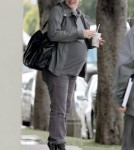 Jennifer Garner grabs coffee with a friend in Santa Monica, California on January 23, 2012
