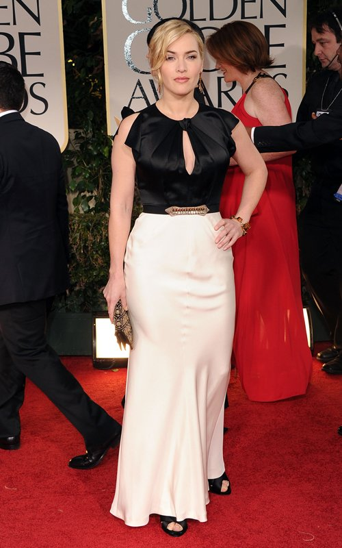 Kate Winslet 69th Annual Golden Globe Awards 2012