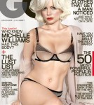 michelle williams 2012 GQ