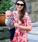 Miranda Kerr Celebrates Flynn's First Birthday